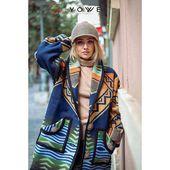 Sesión de fotos a mi hija @barbara_abio . Look creado por @maria_carrera5 para @yoweworld . Chaquetón etnico de @jessiewestern, en exclusiva  para España .,jersey en Cashmere de @equipmentfr y gorra en fieltro de @nanagolmar . Visita nuestra tienda online :www.yoweonline.com. Si te registras .....tienes un 15% de descuento. #fashion #fashionblogger #style#styleinspiration #yowewold#leonespaña #santander