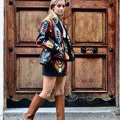 @barbara_abio con total look de @jessiewestern y botas de @tods para @yoweworld ❤️🧡💙 #fashion #style#styleblogger #streetstyle #yoweworld #leonesp #santander
